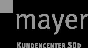 Mayer Kundencenter Süd Logo